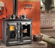 wood burning traditional range cooker SUPREMA DSA Broseley Fires