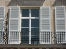 wood casement french window  Sefcco