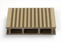 wood composite deck board Q-DECK® TWINSON® Hoppings Softwood Products Plc