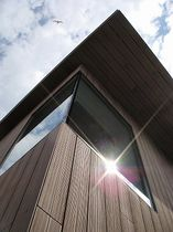 wood composite facade cladding WALLTOWALL GREENWOOD S.R.L.