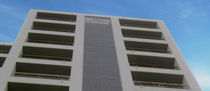 wood composite facade cladding SHERA Mahaphant Fibre-Cement (Public) Co.,Ltd.