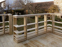wood deck board ROOF TERRACE, AUSTRIA Accsys Technologies