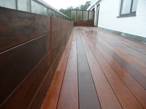 wood deck board (hidden fastener) WOOD AND COMPOSITE DECKS Hardwood clip
