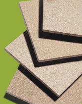 wood panel: chipboard  IBL