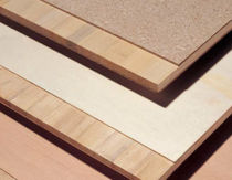 wood panel: plywood STRIP PANELS IBL