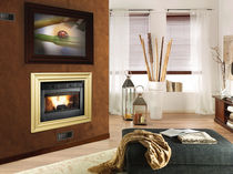 wood pellet fireplace insert COMFORT MINI Nordica