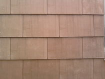 wood roofing shingle 360x490mm FANGXING BUILDING MATERIALS