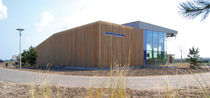 wood screening panel CLADDING/SHADING Accsys Technologies