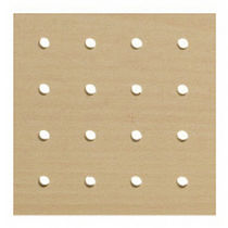 wood sound absorption panel PA P035 Decustik
