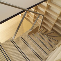 wood stair nosing  Plexwood