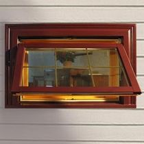 wooden awning window HERITAGE SERIES PUSH-OUT  KOLBE