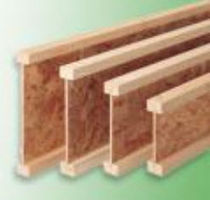 wooden beam BCI JOIST SPANOLUX