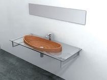 wooden built in washbasin NEIL  PLAVISDESIGN