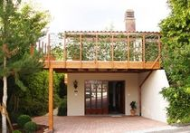 wooden carport NIEDERDORF Haring Engineering Ltd
