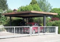 wooden carport  Haring Engineering Ltd