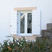 wooden casement window WINDOWS &amp; SHUTTERS Accsys Technologies