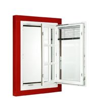 wooden casement window  Becker-Haus