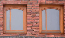 wooden casement window  Litex