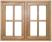 wooden casement window  I D Systems