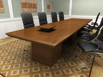 wooden conference table TRADITIONAL  Jasper Desk Company