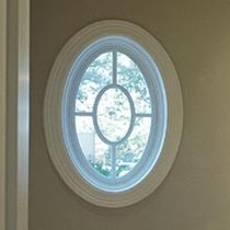 wooden double glazed awning window (FSC-certified) HERITAGE SERIES RADIUS KOLBE