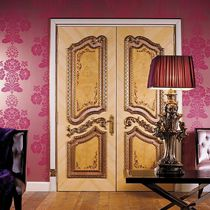 wooden double swing interior door CLASSIC COLLECTION - ORO sigegold