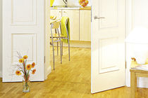 wooden double swing interior door  Reaton