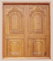 wooden double swing interior door 51 Andrews Wood Crafts