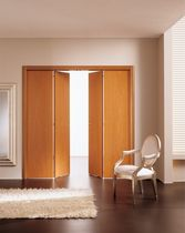 wooden folding door GEMINI SCRIGNO
