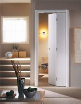 wooden folding door ANTARES SCRIGNO