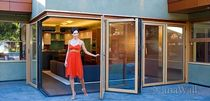 wooden folding patio door WD66 NanaWall