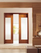 wooden pocket double door PLEIADI SCRIGNO