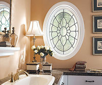wooden round window  HY-LITE