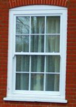 wooden sash window  Kloeber