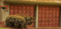 wooden sectional garage door 314-317 WAYNE DALTON