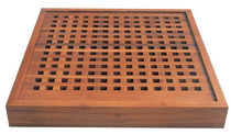 wooden shower tray  WILLIAM GARVEY