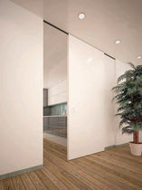 wooden sliding interior door  oKultus