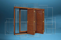 wooden sliding patio door  LOKVE D.D.