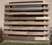 wooden solar shading ALLIGATOR SAB INTERNATIONAL