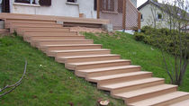wooden step covering ESCALIERS ET HABILLAGES DE MARCHES Groupe grad