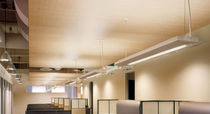 wooden suspended ceiling MULTIPLES� Ceilings Plus