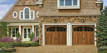 wooden swing garage door 7420-21 WAYNE DALTON