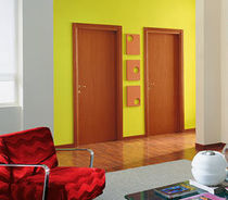 wooden swing interior door P ACEM