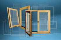 wooden tilt-and-turn window  LOKVE D.D.