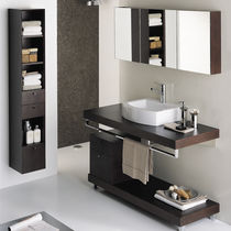 wooden vanity top PLAZA Lacava
