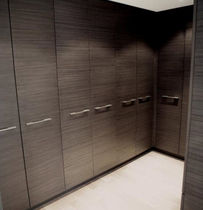 wooden walk-in wardrobe SEVENOAKS SAXUM