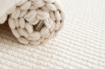 wool and natural fiber rug MINORE HANNA KORVELA DESIGN