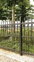 wrought iron fence ROMA HERAS