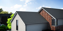 zinc-aluminium roofing panel (roof tile imitation) TUDOR Metrotile
