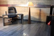 zinc flooring (wood effect)  Dezinc